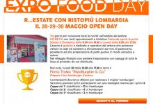 III° Edizione Expo Food Open Day: R..estate con Ristopiù Lombardia!